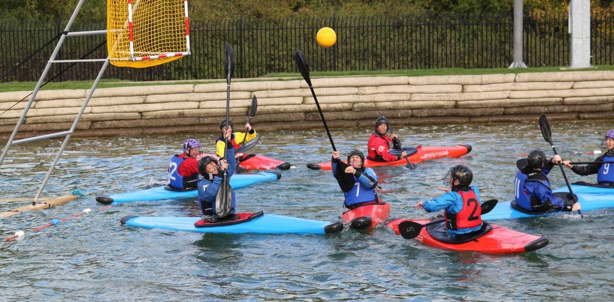 CANOE POLO - DATES FOR YOUR DIARY!