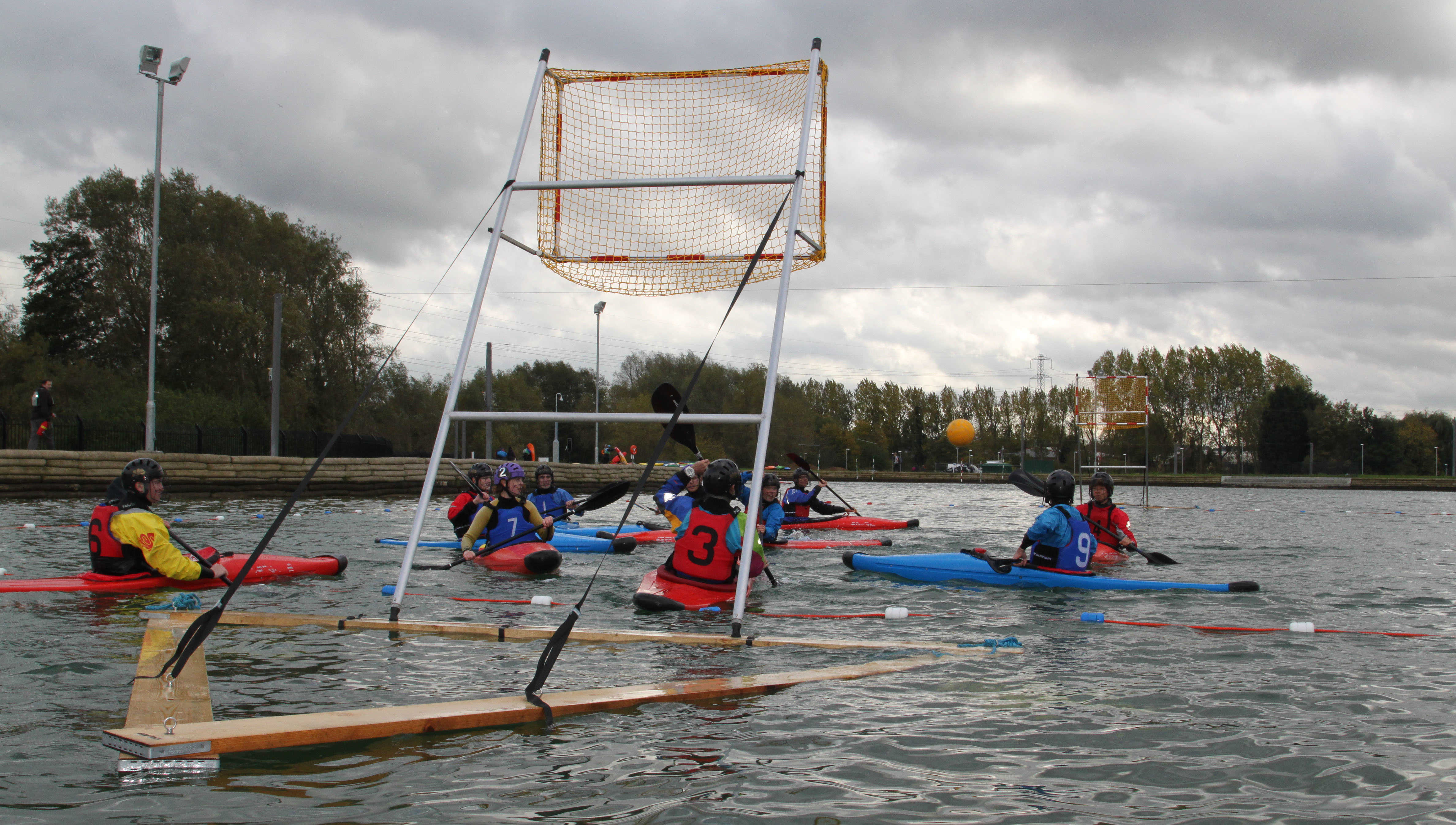 Canoe polo news